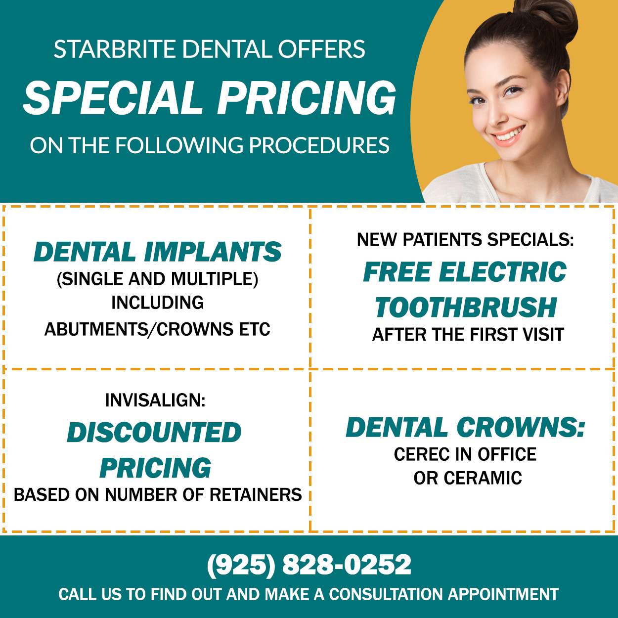 Dental Special Offers Dublin