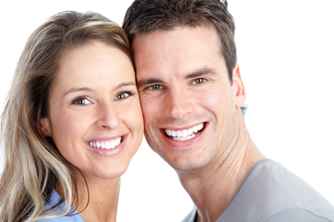 Options for a brighter smile in Dublin, CA include teeth whitening treatments with a dentist