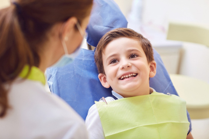 Dental Services for Kids Dublin CA area