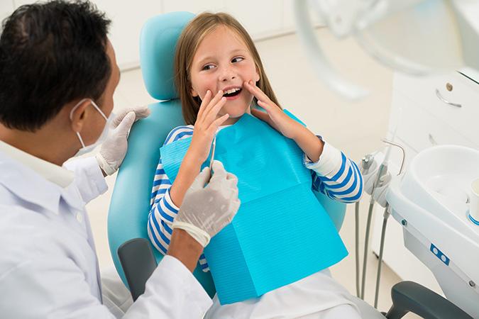 Children's Dentist in Dublin CA area